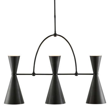 Picture of GINO RECTANGULAR CHANDELIER