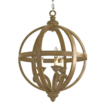 Picture of AXEL ORB CHANDELIER
