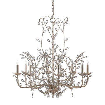 Picture of CRYSTAL BUD CHANDELIER, LARGE