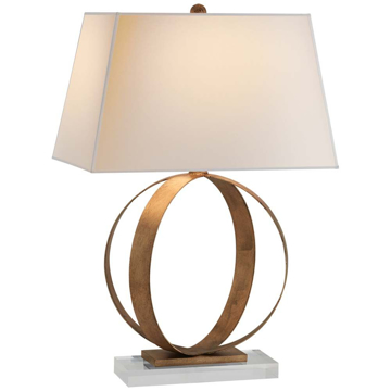 Picture of RINGS TABLE LAMP, GI
