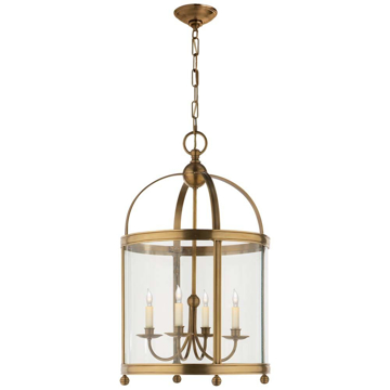 Picture of EDWARDIAN ARCH MED LANTERN, AB