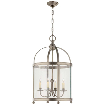 Picture of EDWARDIAN ARCH MED LANTERN, AN