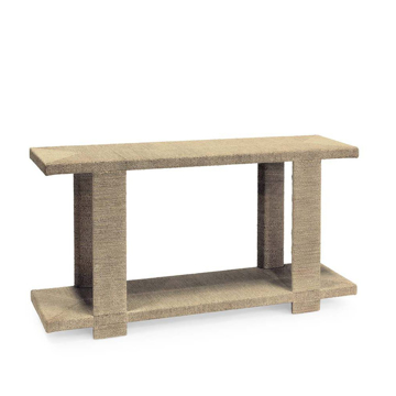 Picture of CLINT CONSOLE TABLE, NATURAL