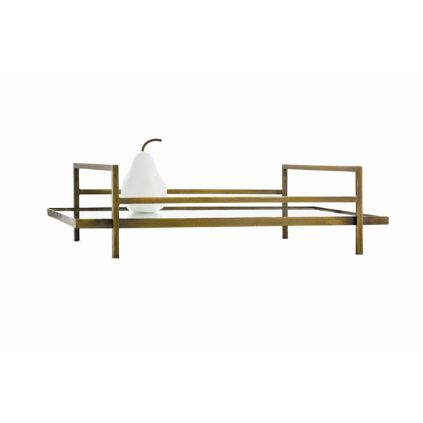 Picture of Charles Brass/Mirror Tray