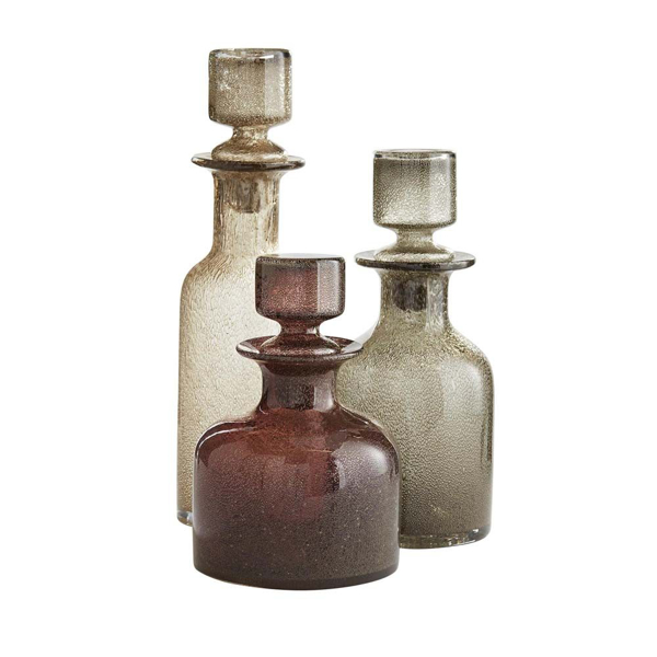 Picture of O'CONNOR DECANTERS S/3, MINK