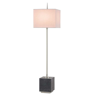 Picture of THOMPSON CONSOLE LAMP, NICKEL