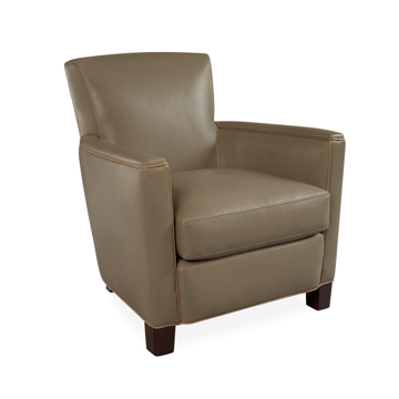 Picture of NEWPORT LEATHER CHAIR