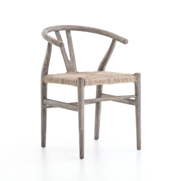 Picture of MUESTRA DINING CHAIR, WEA GREY