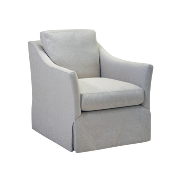 Picture of SYMONS SKIRTED CHAIR