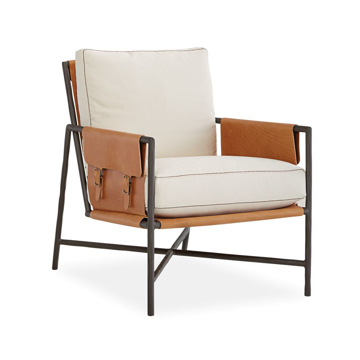 Picture of SAVANNA LEATHER CHAIR