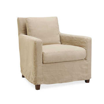 Picture of WATSON SLIPCOVERED CHAIR