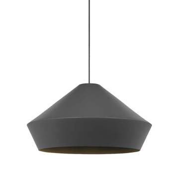 Picture of BRUMMEL PENDANT - CHARCOAL