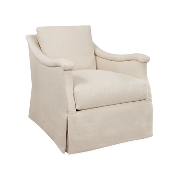 Picture of GILBERT SKIRTED CHAIR