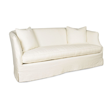 Picture of CAMPBELL SLIPCOVERED APT SOFA