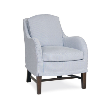 Picture of NORTHAM  SLIPCOVERED CHAIR
