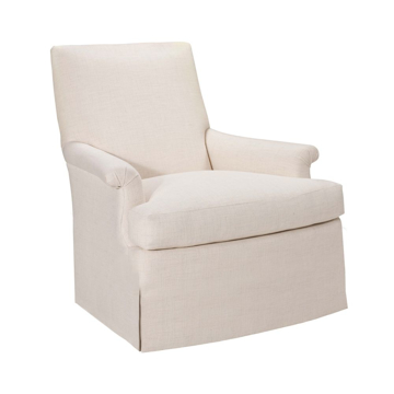 Picture of VIRGINIA SKIRTED CHAIR