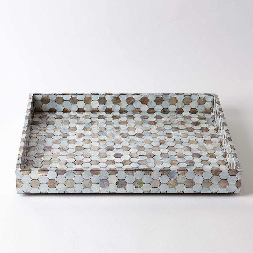 Picture of MOTHER OF PEARL TRAY, SM