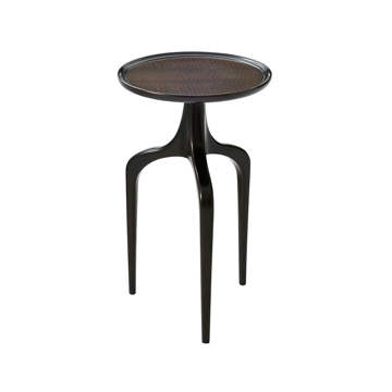 Picture of BALANCE II ACCENT TABLE, EBONY
