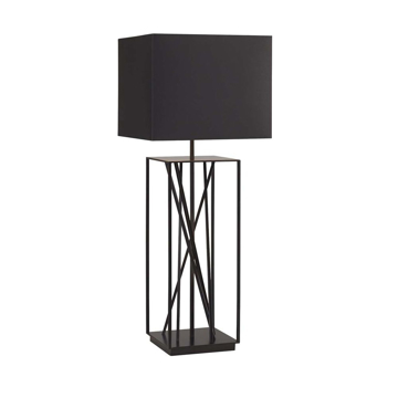 Picture of WEBB BUFFET LAMP, BLK