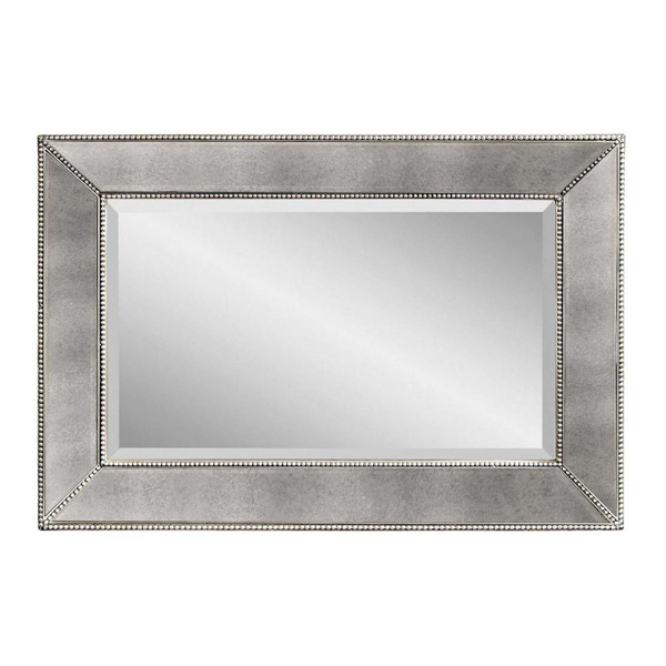 Picture of BEADED WALL MIRROR, 24X36