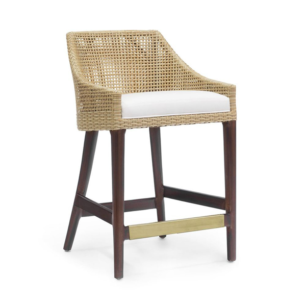 "Picture of VINCENT 24"" COUNTER STOOL, HON"