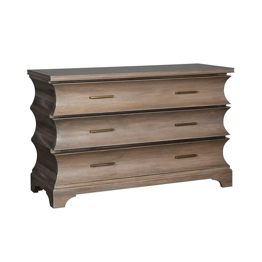 Picture of PEBBLE HILL THREE DRAWER CHEST