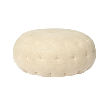 Picture of POUF 43IN ROUND OTTOMAN