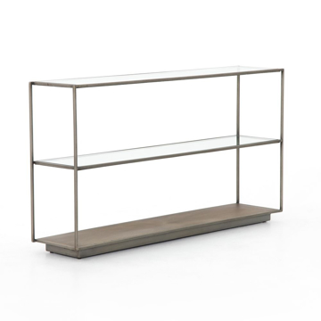 Picture of ABEL SUNBURST CONSOLE TABLE