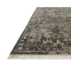 Picture of NEW ARTIFACT RUG, WALNUT/SIL
