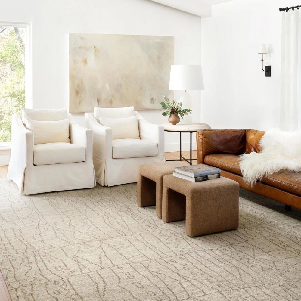 Picture of ODYSSEY RUG, SAND/TAUPE
