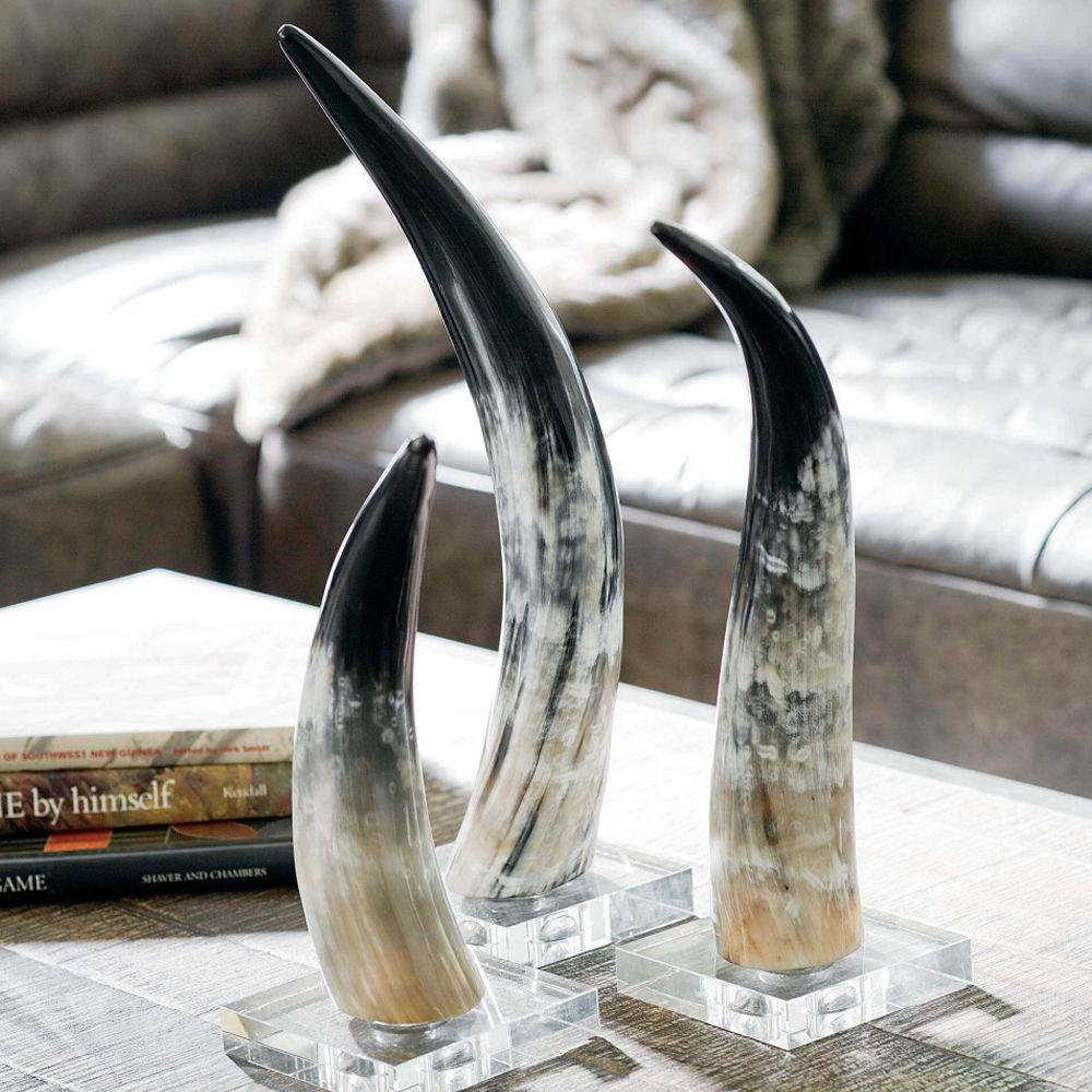 Picture of HORN ON CRYSTAL BASE, LG