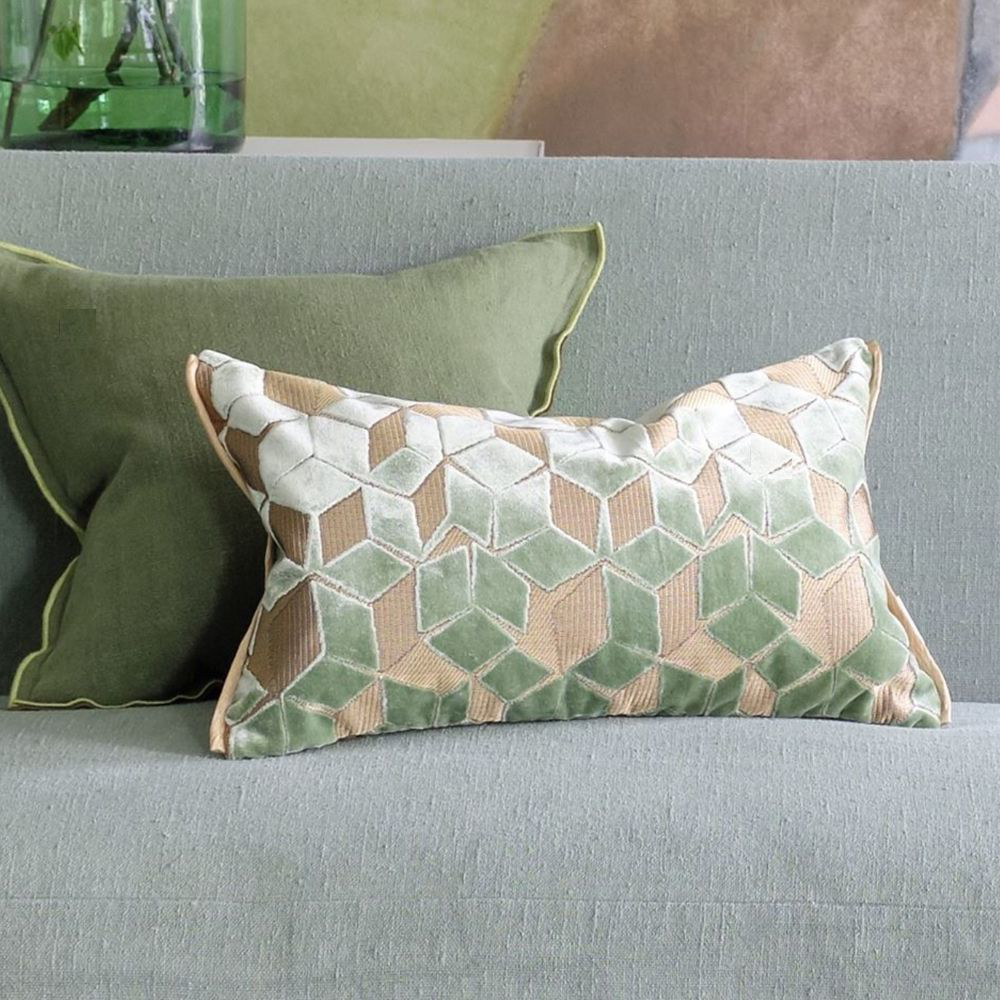 Picture of FITZROVIA PILLOW, 12X20, JADE