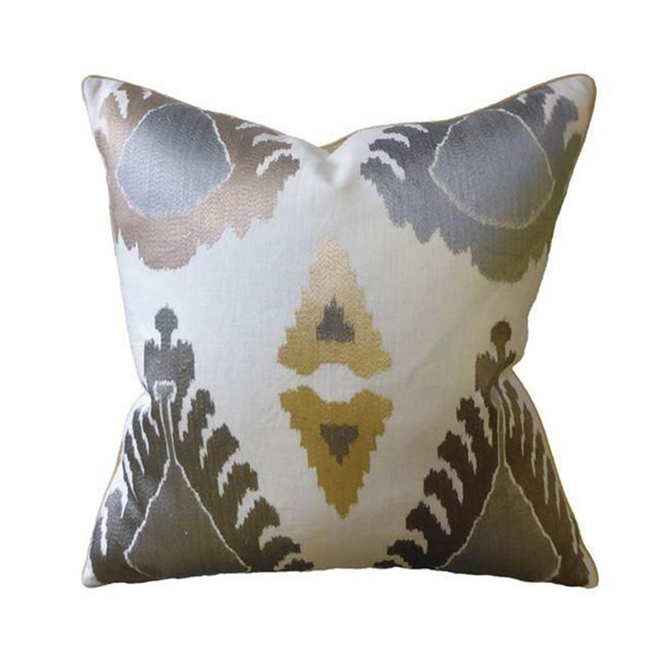 Picture of EXUBERANCE PILLOW, 22X22, SIL