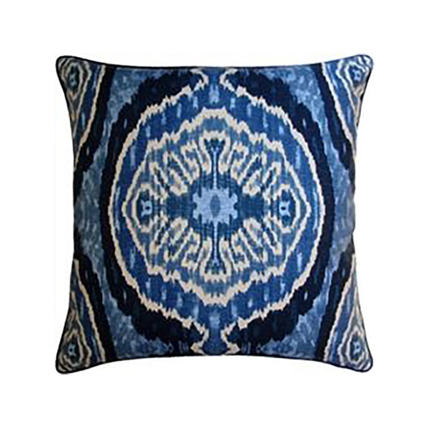 Picture of MASALA PILLOW, 22X22, DENIM