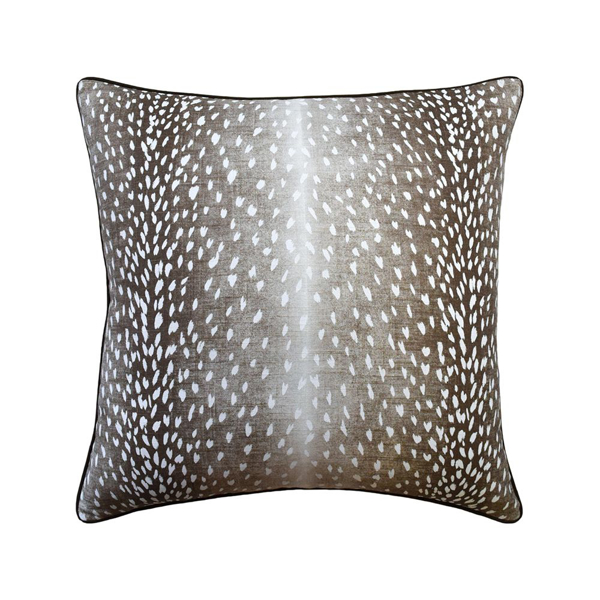 Picture of DOE PILLOW, 20X20, BARK