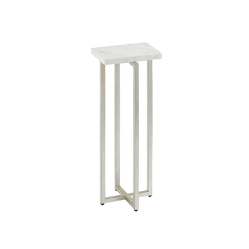 Picture of CORA DRINK TABLE - SILVER