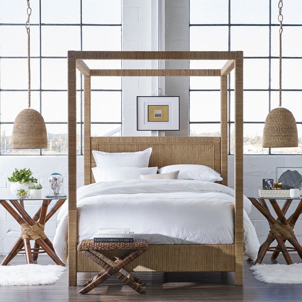 Picture of WOODSIDE CANOPY BED, KING
