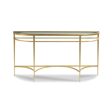 Picture of MADELEINE CONSOLE TABLE, GOLD