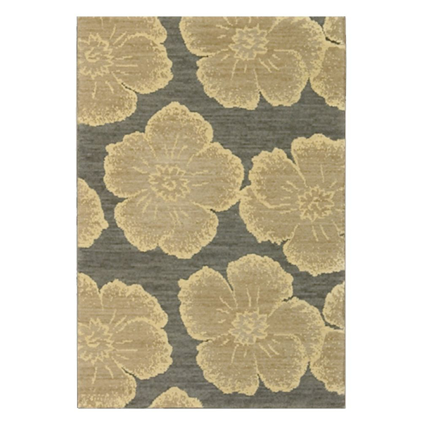 Picture of SILK GARDEN RUG, 8X10 HAZE