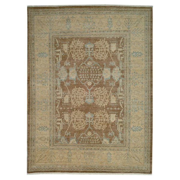 Picture of PESHAWAR AREA RUG, 8X10 BR/BE