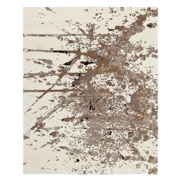 Picture of REACTION RUG, 8X10 PL/WH