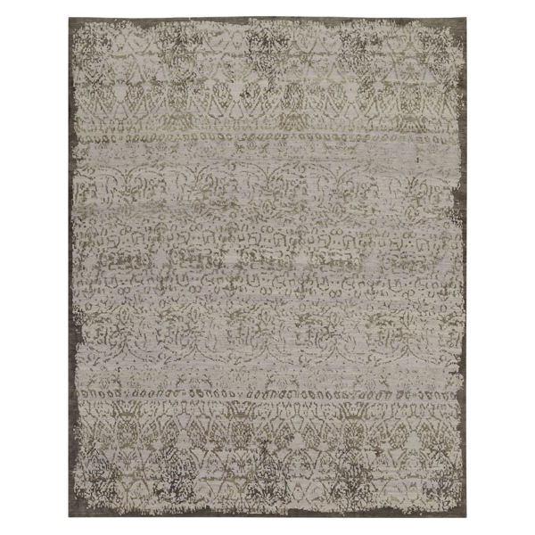 Picture of DENTIL RUG, 8X10 GR/TA