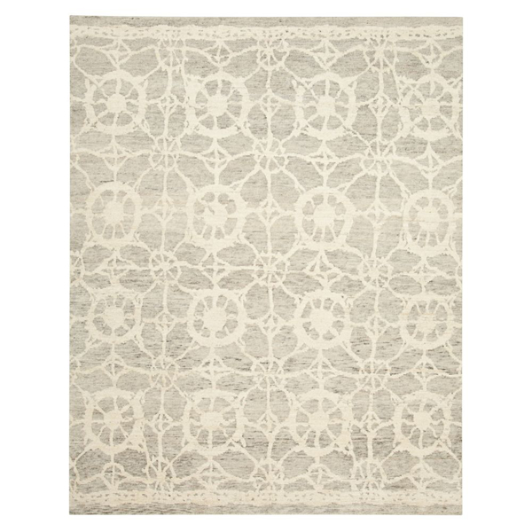 Picture of SPOKE RUG, 8X10 GR/IV