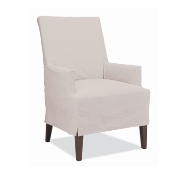 Picture of HILLHOLM SLIPCOVERED ARM CHAIR