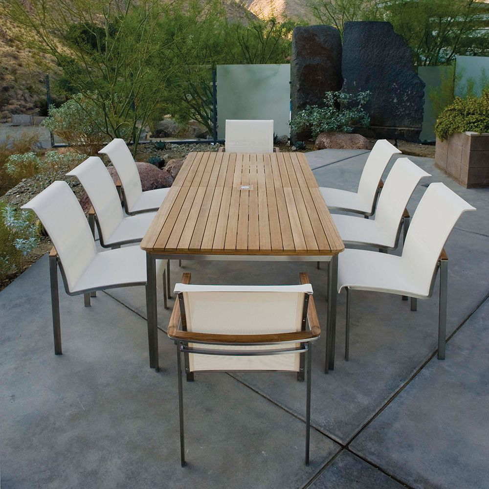 Picture of TIVOLI RECTANGULR DINING TABLE