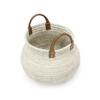 Picture of CAIRO BASKET WHITE, SMALL