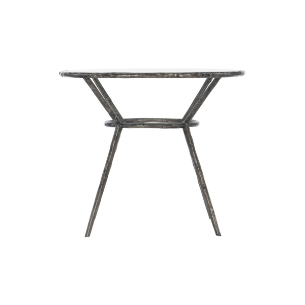 Picture of LAMBETH METAL ROUND SIDE TABLE