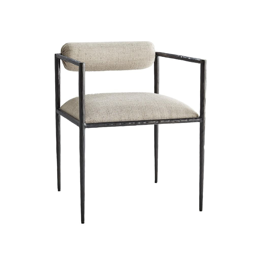Picture of BARBANA CHAIR, PEWTER