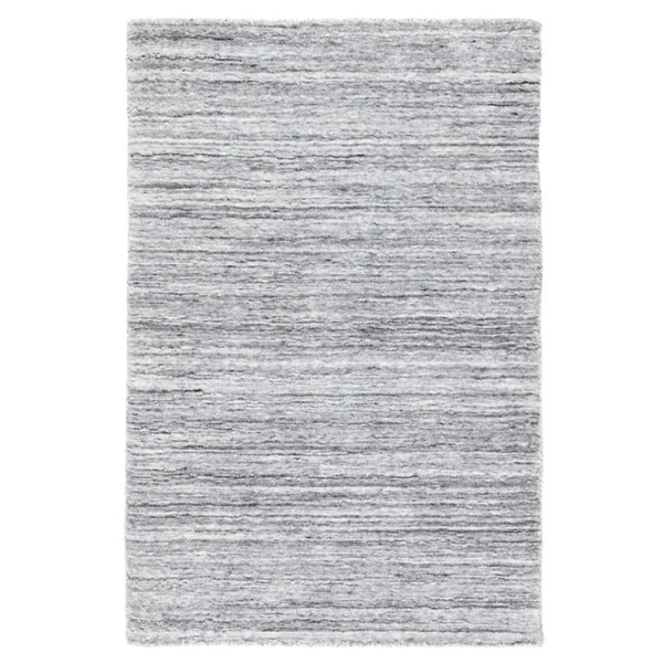 Picture of NORDIC GREY LOOM KNOTTED RUG