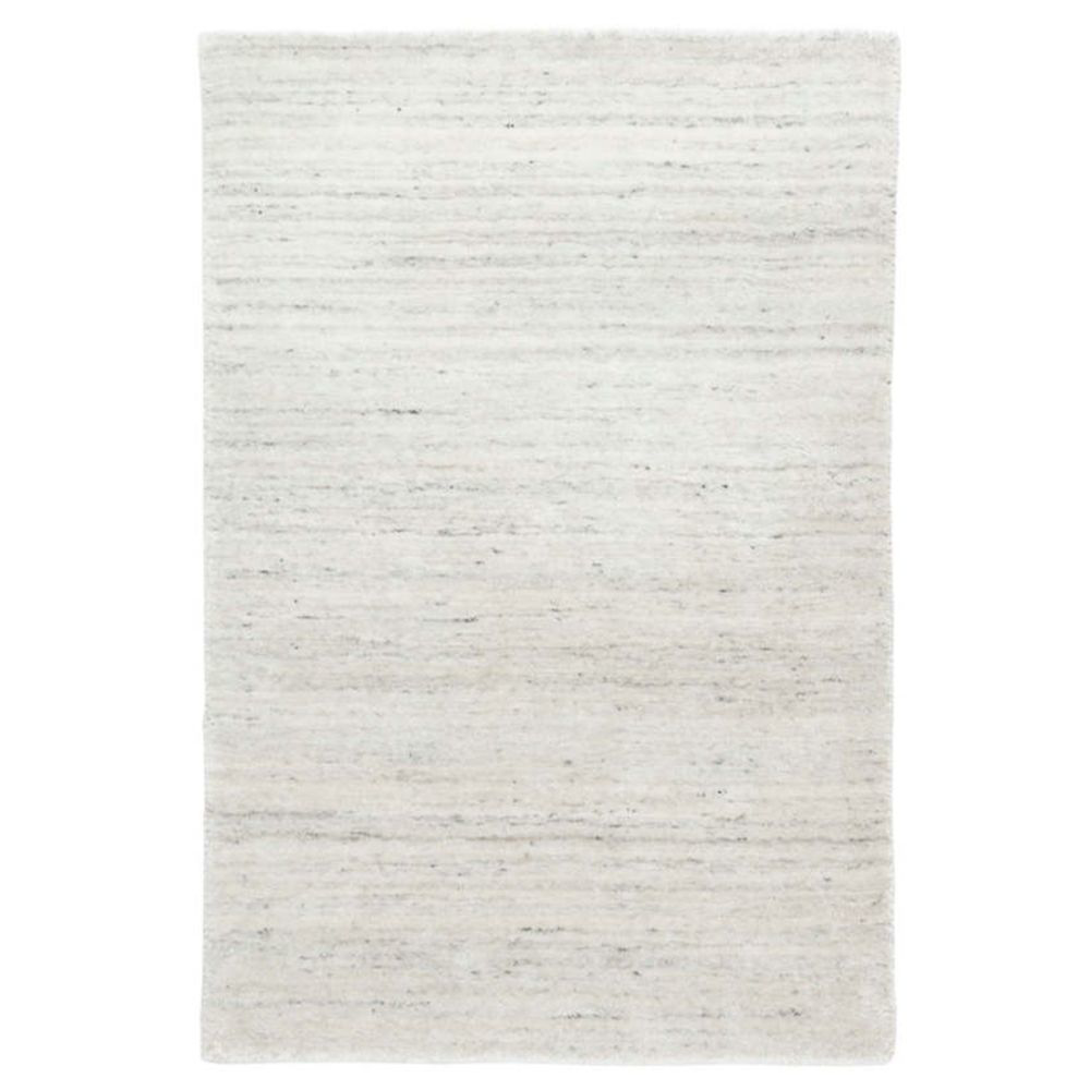 Picture of NORDIC WHITE LOOM KNOTTED RUG